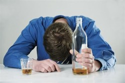 Злоупотребление алкоголем как причина депрессии