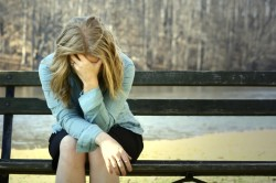 Частые депрессии при вялотекущей шизофрении