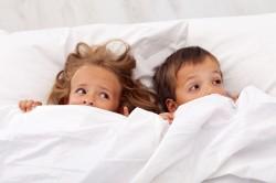Ночные страхи при неврозоподобном синдроме