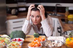 Потеря аппетита при депрессии