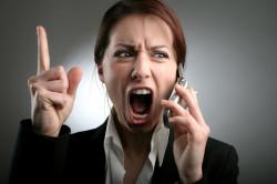 Агрессия при психологической травме