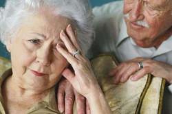 Слабоумие на поздних стадиях болезни Паркинсона