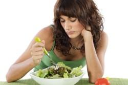 Ухудшение аппетита при затяжной депрессии