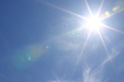 Солнечное излучение - причина окислительного стресса