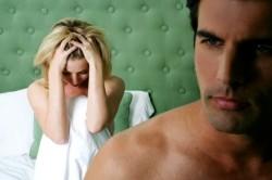 Ухудшение отношений с партнером - причина депрессии