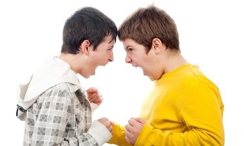 Проблема подростковой агрессии