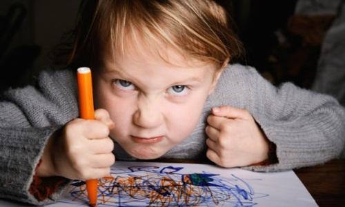 Проблема детской агрессии