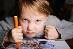 Детская импульсивная психопатия