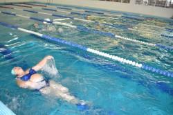 ЛФК в бассейне для устранения ВСД