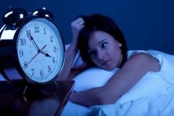 Бессонница - признак депрессии