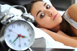 Бессонница как симптом депрессии у девушек