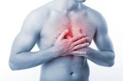 Боль в груди при атаке
