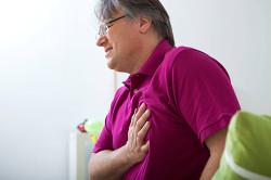 Болезненные ощущения в области сердца - симптом панической атаки