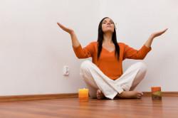 Медитация в борьбе с депрессиями