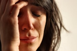 Плаксивость - симптом гипостенического невроза