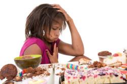 Периодическое переедание - симптом булимии