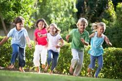 Подвижные игры как профилактика детской агрессии
