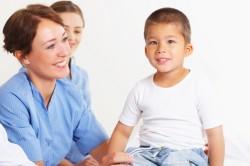 Консультация врача при детском аутизме