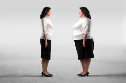 Лишний вес при депрессии