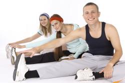 Занятия спортом для снятия невроза