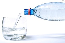 Минеральная вода для снятия волнения перед экзаменом
