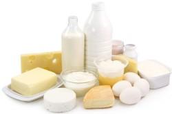 Молочные продукты при заболевании