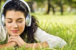 Слушание спокойной музыки при субдепрессии