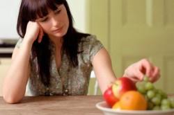 Отсутствие аппетита у студента перед экзаменом