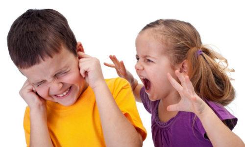 Проблема неврозов у детей
