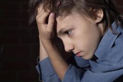 Проблема тревожного невроза у детей