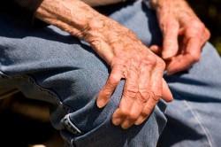 Наличие тремора при болезни Паркинсона