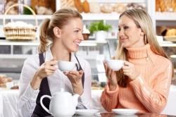 Встреча с подругами как борьба с депрессией в декрете