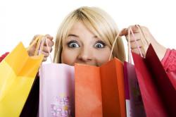 Поход по магазинам как борьба с депрессией в декрете