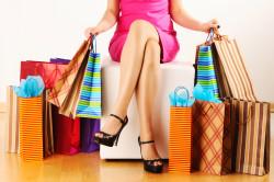 Польза шопинга при стрессе