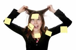Стрессовые ситуации - причина инволюционной депрессии