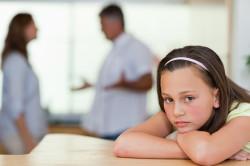 Ссоры в семье - причина депрессии