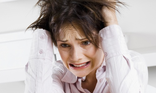 Проблема эмоционального стресса