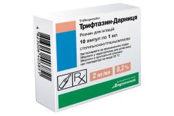 Трифтазин при лечении неврозов