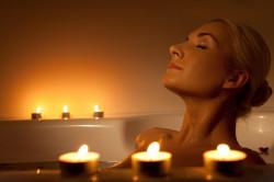 Польза теплых ванн и душей