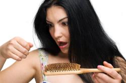 Выпадение волос при депрессивном состоянии