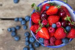Употребление ягод при заболевании